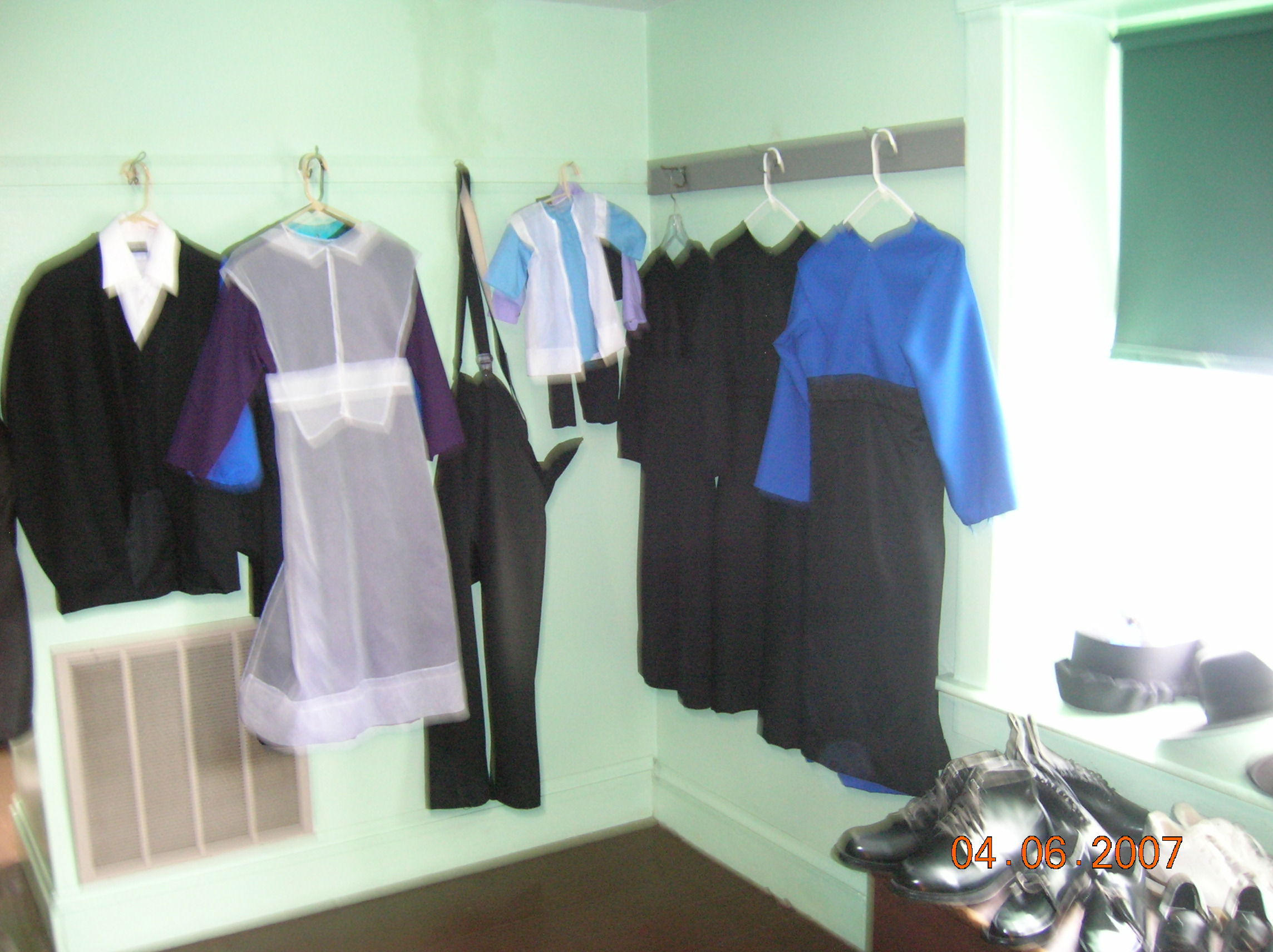 Armish clothes