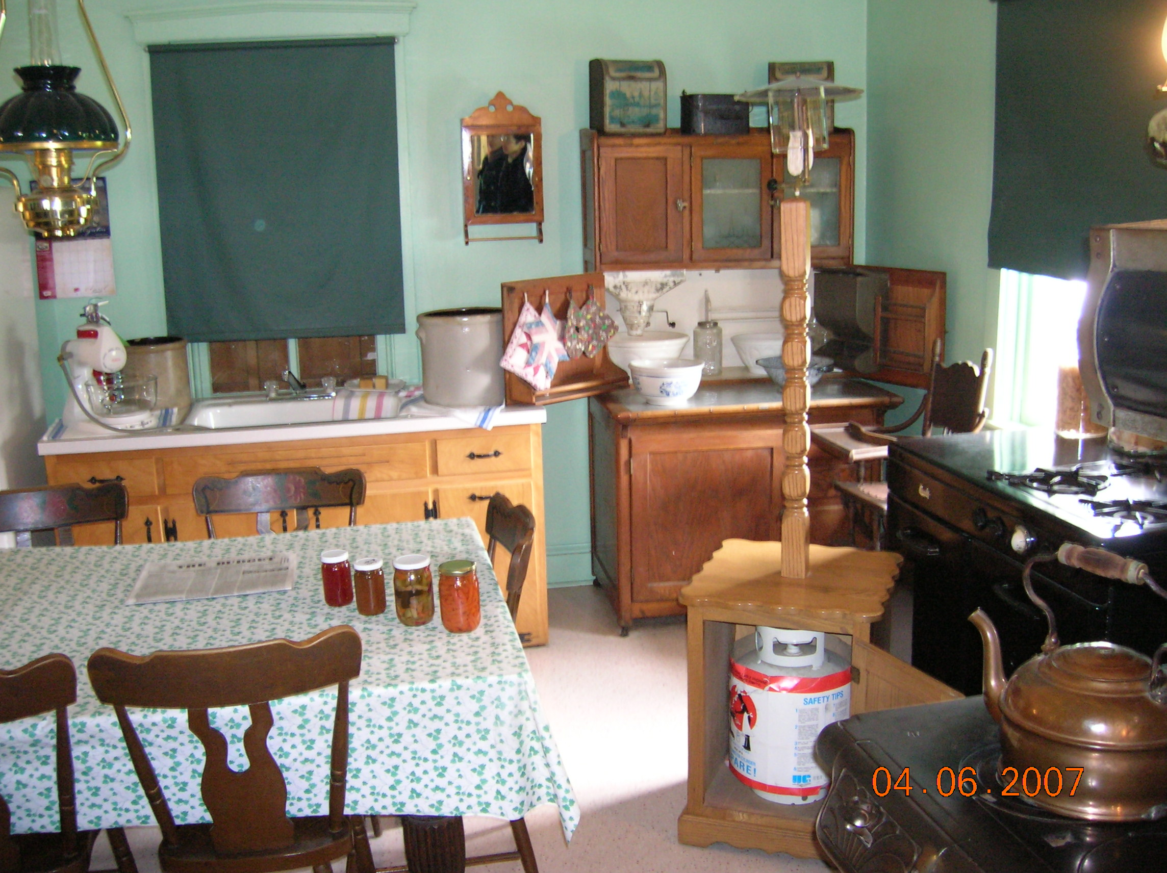 Merveilleux Armish Kitchen 1 ...